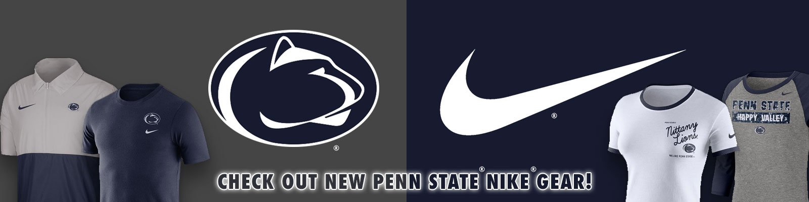 Shop our Penn State Alumni Apparel