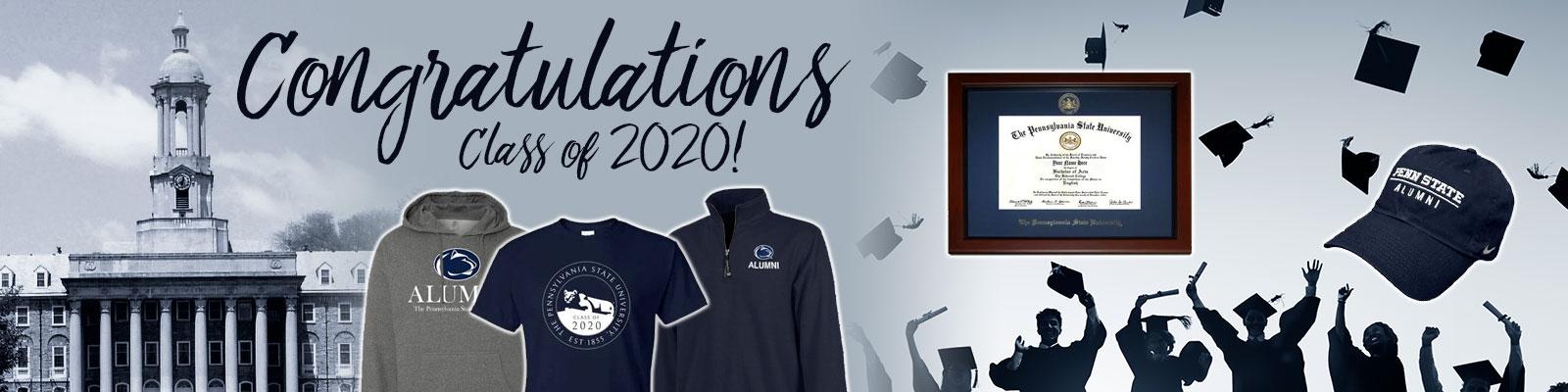 Shop our Penn State Alumni Apparel