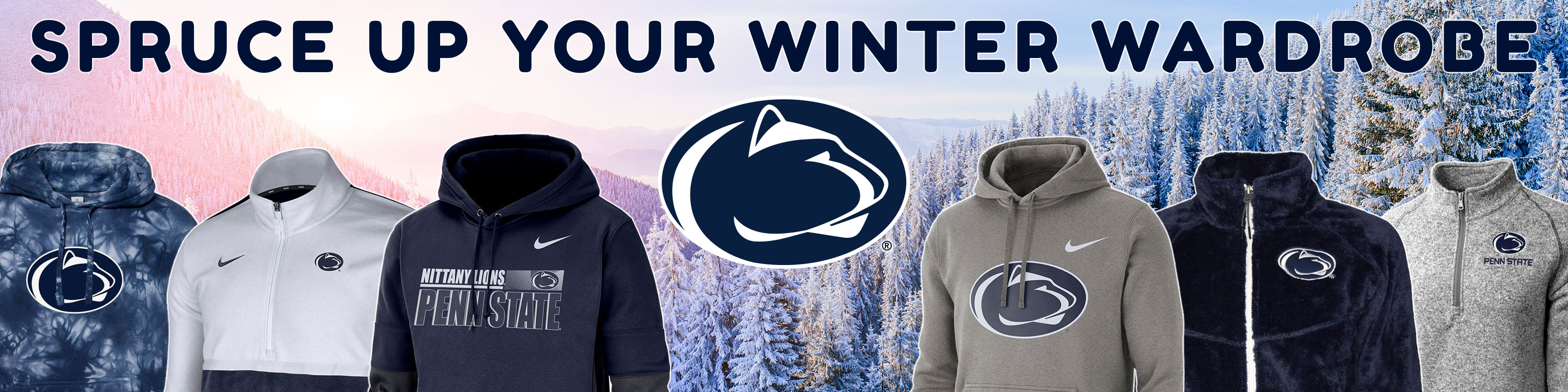 Click to Shop Our Penn State Jacket