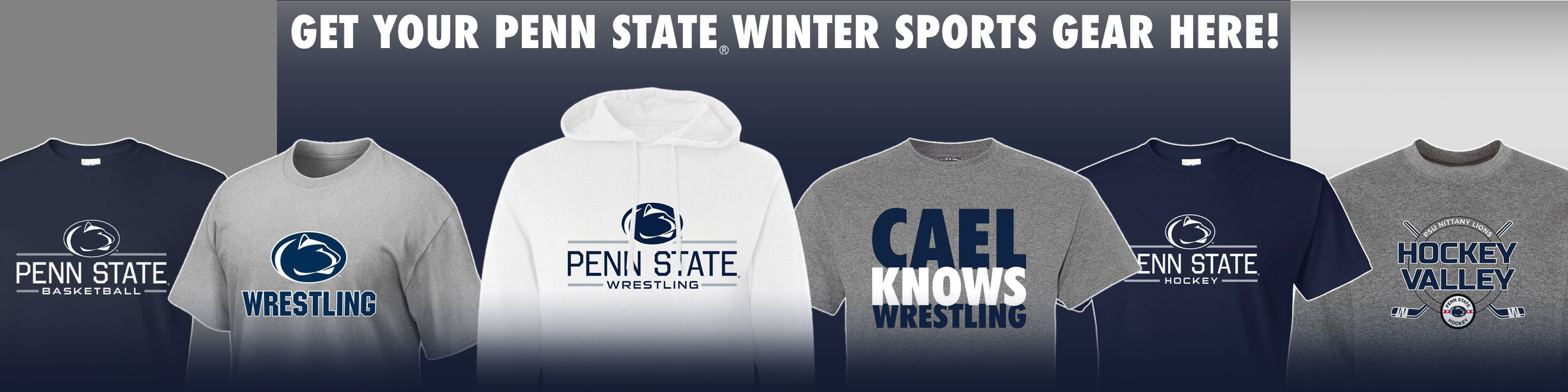Click to Penn State Winter Sports!