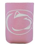 Penn State Nittany Lions Logo Pink Can Cooler