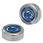 Penn State License Plate Screw Cap Covers