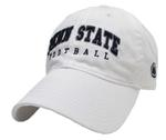 Penn State Football Relaxed Twill Legacy Hat WHITE