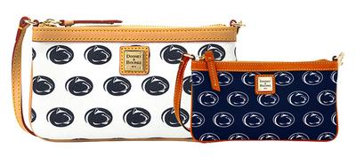 Dooney & Bourke - Penn State Dooney & Bourke Slim Wristlet