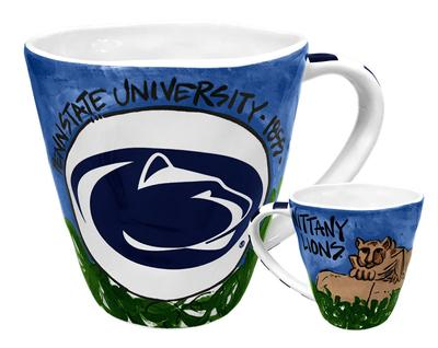 Magnolia Lane - Penn State Lion Shrine Mug