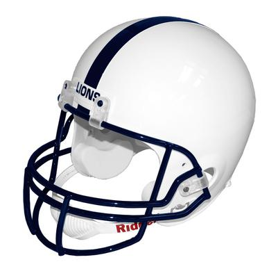 Victory Collectibles - Penn State Football Replica Full Size Helmet