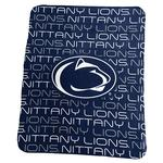 Penn State Classic Fleece Repeat Blanket