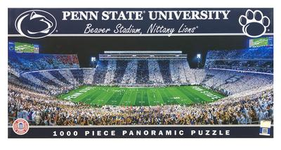 Masterpieces Puzzle Co. - Penn State 1000 Piece Beaver Stadium Football Puzzle