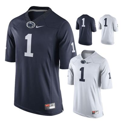 NIKE - Penn State Nike Youth #1 Jersey