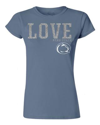 Blue 84 - Penn State Youth Girls' Dyed T-Shirt