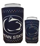 Penn State Bling Logo Can Cooler NAVY
