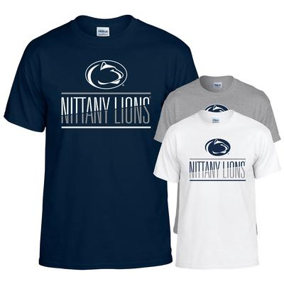 The Family Clothesline - Penn State Split Nittany Lions T-Shirt