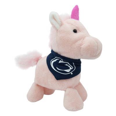 Mascot Factory - Penn State Short Stack Unicorn Plush