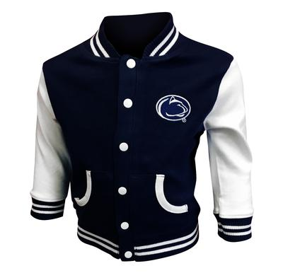 Creative Knitwear - Penn State Infant Varsity Jacket
