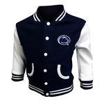 Penn State Toddler Varsity Jacket NAVY