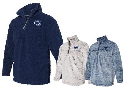 The Family Clothesline - Penn State Women's Sherpa Quarter Zip Pullover
