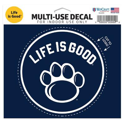 Wincraft - Penn State Life is Good Decal