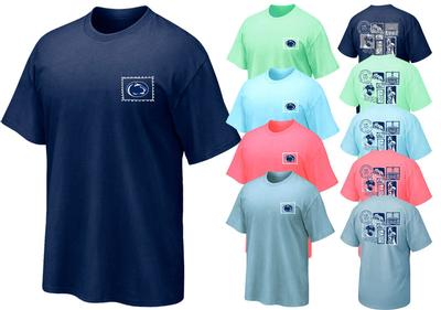 The Family Clothesline - Penn State Women's Stamps T-shirt