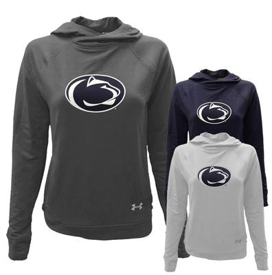 UNDER ARMOUR - Penn State Under Armour Women's Tech Terry Hood