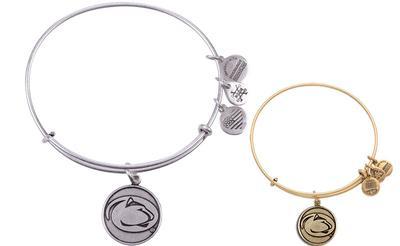 Alex & Ani - Penn State Alex & Ani Mascot Charm Bangle Bracelet