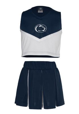 Garb - Penn State Youth 2 Piece Cheerleading Outfit