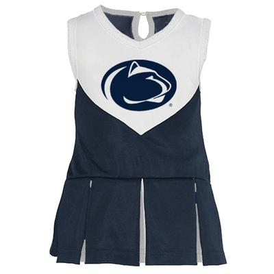 Garb - Penn State Toddler Cheerleading Outfit