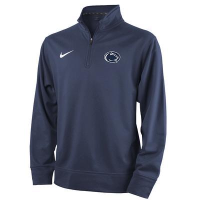 NIKE - Penn State Nike Youth Therma Quarter Zip