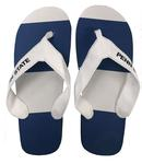 Penn State Adult Riveria Fabric Strap Flip Flops