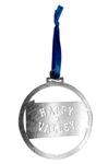 Penn State Steel Happy Valley Ornament