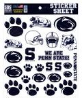 Penn State Standard Sticker Sheet