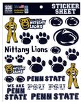 Penn State Youth Marks Sticker Sheet