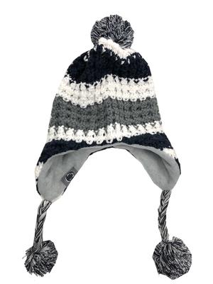 Top of The World - Penn State Youth Boppy Knit Hat