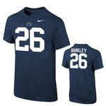 Penn State Nike Youth Saquon Barkley #26 T-Shirt