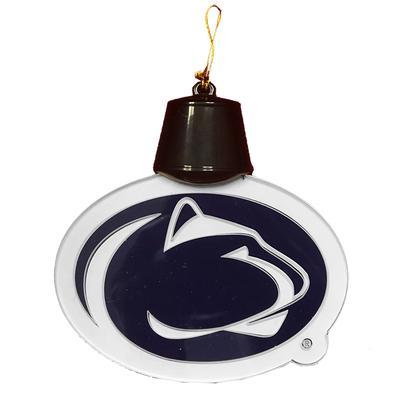 Team Sports America - Penn State Acrylic Radiant Light Up Ornament