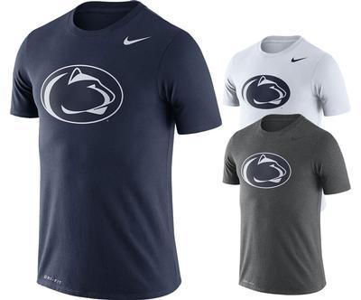 NIKE - Penn State Nike Men's NK LGD Logo T-Shirt