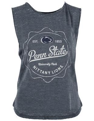 Press Box - Penn State Women's Vintage Claimstake Tank