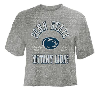 Press Box - Penn State Women's Bishop Cropped T-Shirt