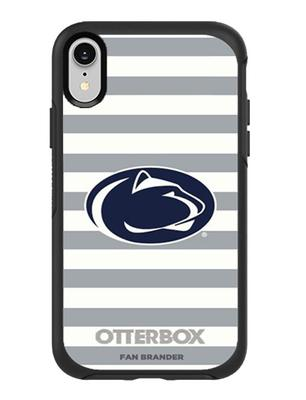 Otterbox - Penn State iPhone XR Stripe Otterbox Phone Case