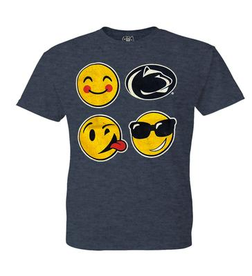 Wes & Willy Collegiate - Penn State Infant Emojis T-Shirt