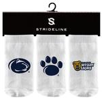 Penn State Infant Socks 3 Pack