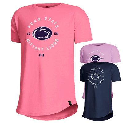 UNDER ARMOUR - Penn State Under Armour Youth Girls' PS Nit Lions T-Shirt