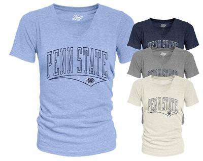 Blue 84 - Penn State Women's Sumptuous V-Neck T-Shirt