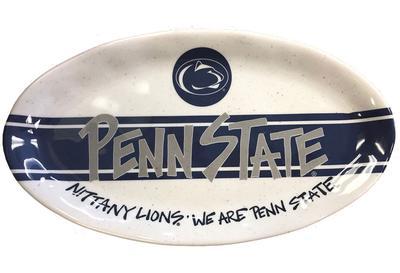 Magnolia Lane - Penn State Oval Melamine Platter