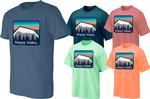 Penn State Adult Happy Valley Mountains T- Shirt