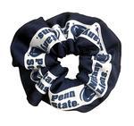 Penn State Large Twister Hair Tie NAVYWHITE