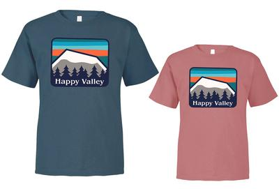 The Family Clothesline - Penn State Toddler Happy Valley Mountains T-Shirt