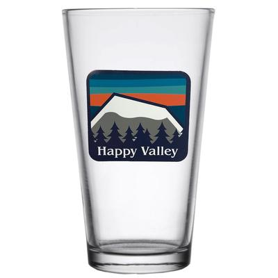 Nordic Company - Penn State 16 oz. Happy Valley Mountains Pint Glass