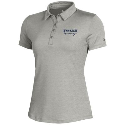 UNDER ARMOUR - Penn State Under Armour Women's Zinger Polo