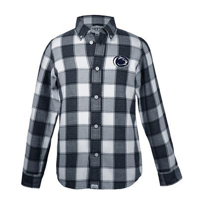 Garb - Penn State Infant Cooper Flannel Dress Shirt