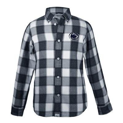 Garb - Penn State Toddler Cooper Flannel Dress Shirt